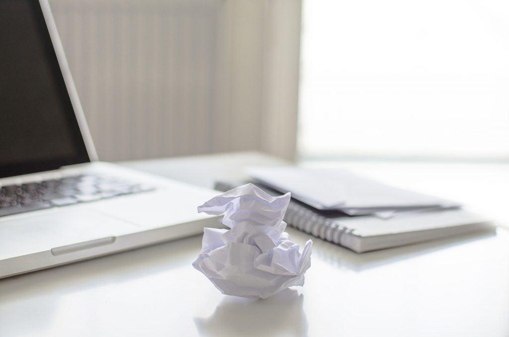 napake podjetnikov, ki povzročajo propad podjetja