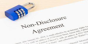 Pogodba o nerazkritju informacij (Non disclosure agreement – NDA)