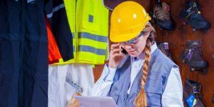 Varnost in zdravje pri delu v podjetju