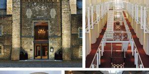 Poslovna priložnost: tematski hoteli in prenočišča