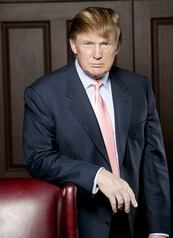 Intervju z Donaldom Trumpom