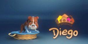 Kickstarter: animirana risanka Diego in Prijatelji išče 30 tisoč dolarjev