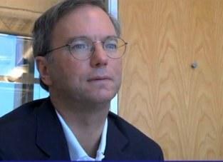 Intervju z direktorjem Googla, Ericom Schmidtom, 1. del