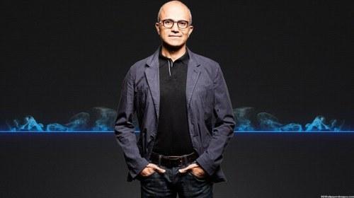 Microsoft bo odslej vodil Satya Nadella