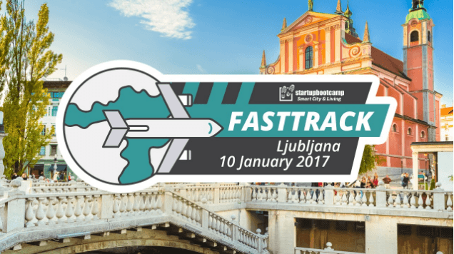 Ekipa pospeševalnika Smart City & Living prihaja v Ljubljano