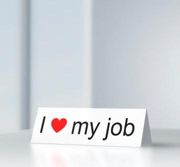Poiščite si delo, v katerem boste uživali