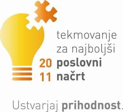 Podeljene nagrade za Najboljši poslovni načrt 2011
