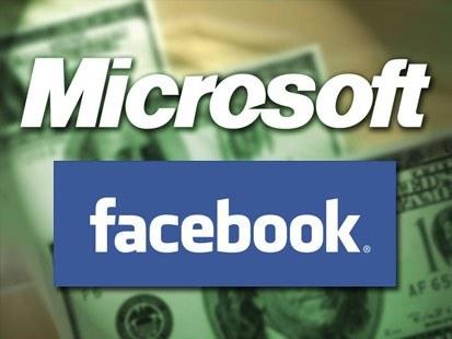 Je Microsoft preplačal delež v Facebooku?