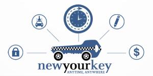 Poslovna priložnost: dostava izgubljenih ključev po New Yorku