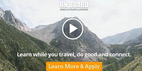 Potujte drugače – doživite izkušnjo On Board!