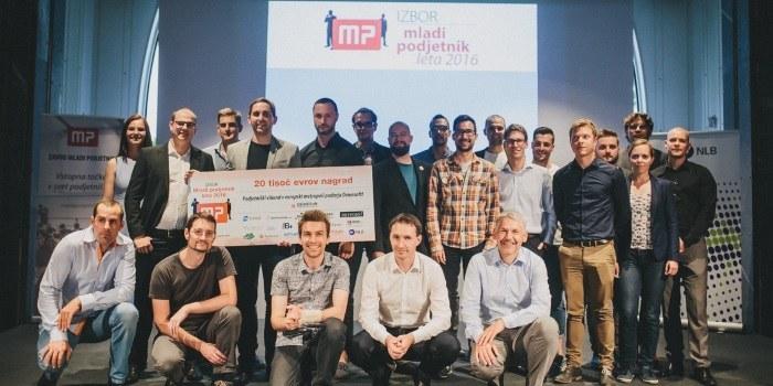 Kaj je naziv Mladi podjetnik leta prinesel preteklim zmagovalcem?