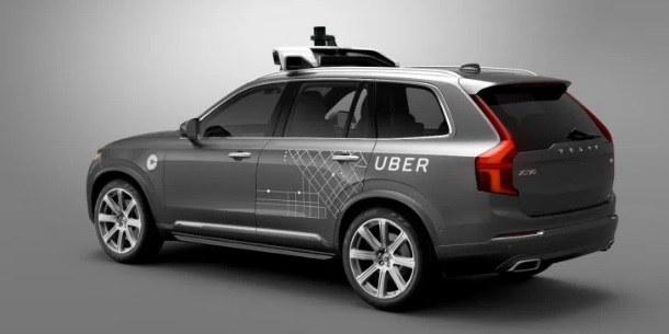 Uber sklenil zavezništvo z Volvom