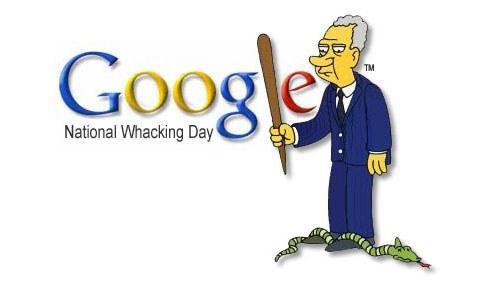 Google v težavah?