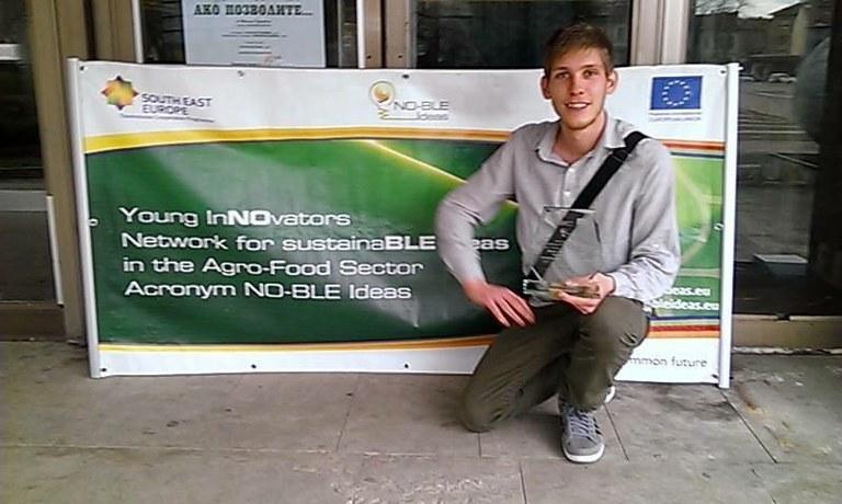 Ponnod – 2. mesto na evropskem tekmovanju inovativnih trajnostnih idej!
