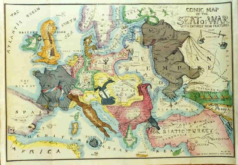 Poslovna priložnost: Kartografija odročnih predelov