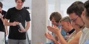 E-BEAT zmagovalci dogodka Velenje Startup