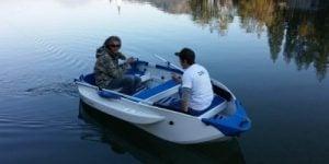 Sredi jezera Mavčiče padla ideja za Kickstarter projekt