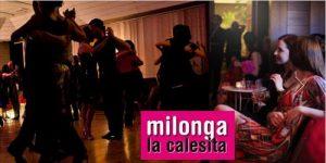 Podjetnika, ki stopata v ritmih argentinskega tanga