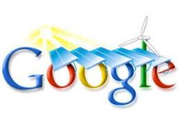 Google z obnovljivo energijo