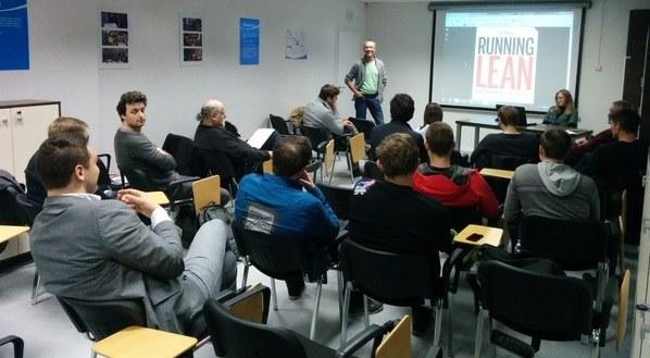 StartUp terminologija kmalu tudi v slovenskem jeziku