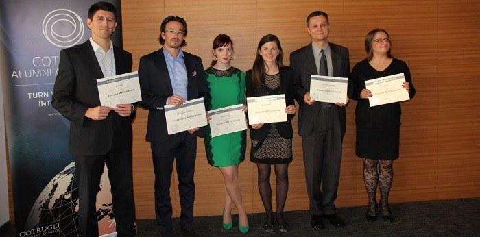 12 mladim managerjem podeljene MBA štipendije