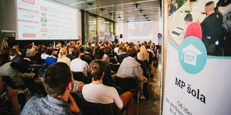 Pridružite se nam na dogodku Mladi podjetnik? Zakaj pa ne!