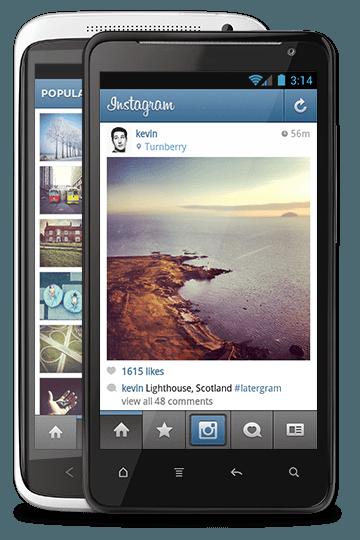 Instagram je presegel 40 mio uporabnikov