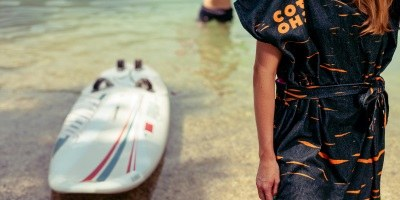 Iz surferskih valov na Kickstarter