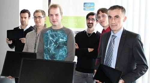 Zmagovalec Dell IT je slovenski startup Keyboarder