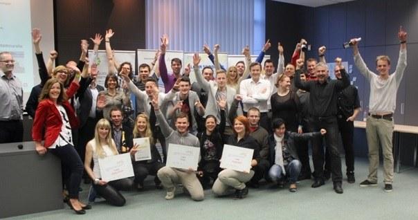Na Startup vikendu Slovenija je strnilo glave več kot 330 študentov