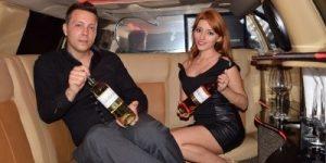 Vino z užitnim zlatom zbira 35 tisoč dolarjev