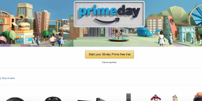 Letošnji Prime Day Amazonu prinesel nov rekord