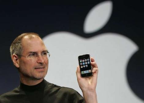 Steve Jobs najboljši CEO v zadnjih 50 letih