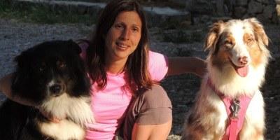 Želela postati policistka s službenim psom, postala podjetnica