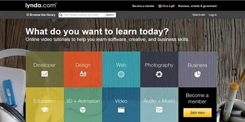 Spletno podjetje Lynda.com prejelo 186 milijonov investicije!