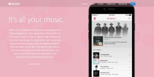 Apple se ogreva za Tidal, proti njemu agresivno Spotify