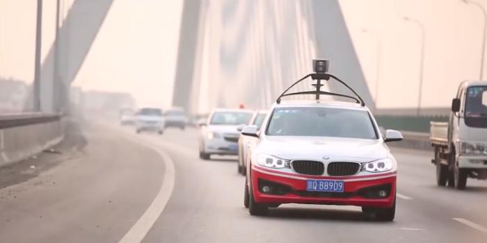 Baidu nas želi peljati na turo po Kitajski s svojim avtonomnim vozilom