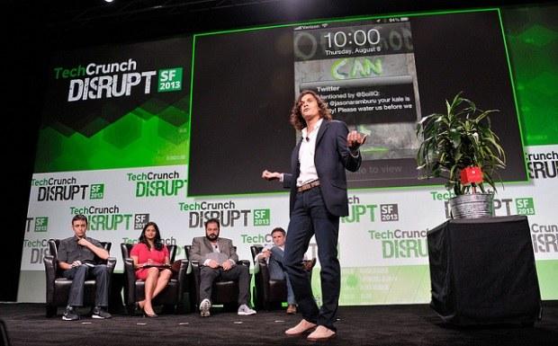 Slovenski startup Layer zmagovalec TechCrunch Disrupt 2013!