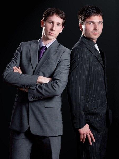 Nov MP intervju: Rok Furlan in Denis Pavliha - timeGap