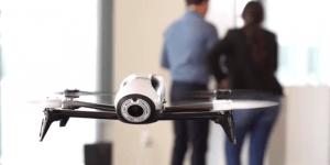Droni bodo s Flockom leteli še varneje