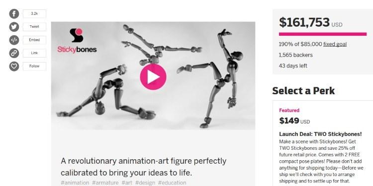 IndieGoGo: 30 dni do začetka kampanje
