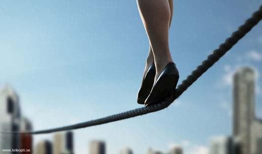 Kako voditi tvegano podjetje?
