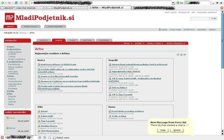 Kmalu nova verzija portala MladiPodjetnik.si