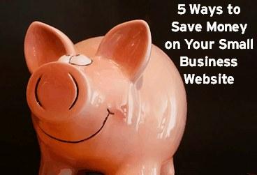 5 načinov, kako prihraniti pri vaši spletni strani