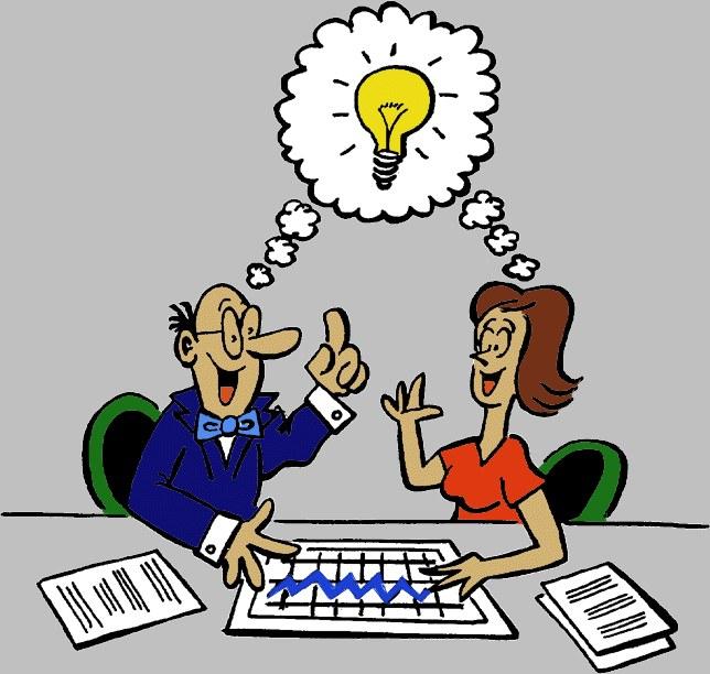 Skupinsko iskanje in ustvarjanje novih idej