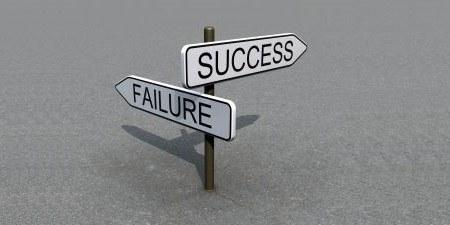 Neuspeh naj bo priložnost za nov začetek