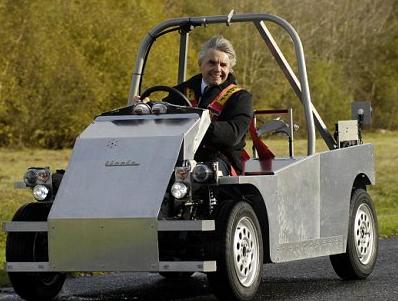 Oblikovalec avtomobilov McLaren bo poizkusil še z okoljevarstvenim modelom