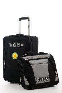 Poslovna priložnost: Nalepke za prtljago