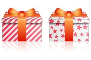 Davčna obravnava daril