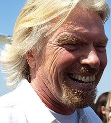 Richard Branson: Soočite se s svojimi strahovi